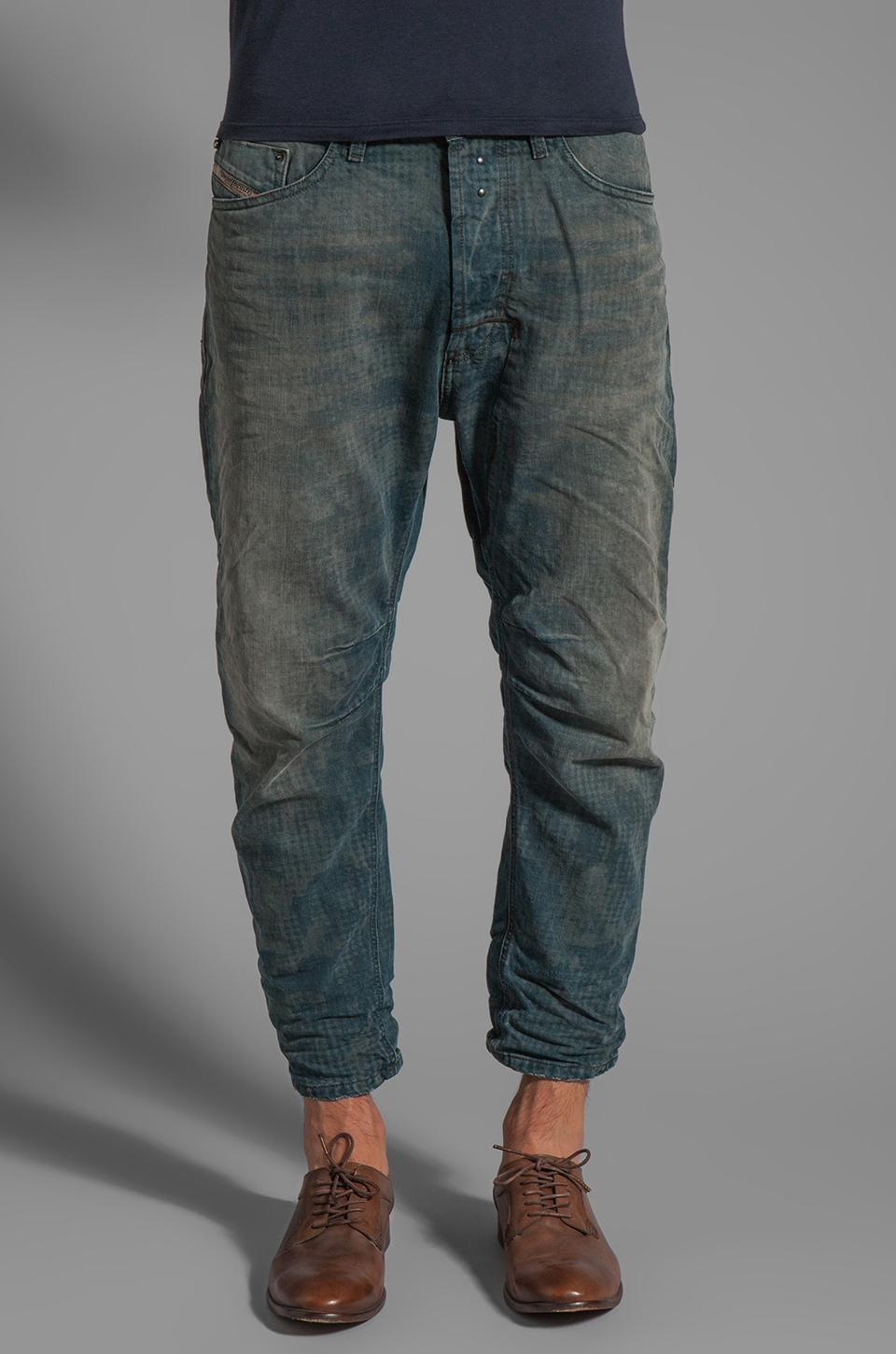 Diesel Narrot in Denim
