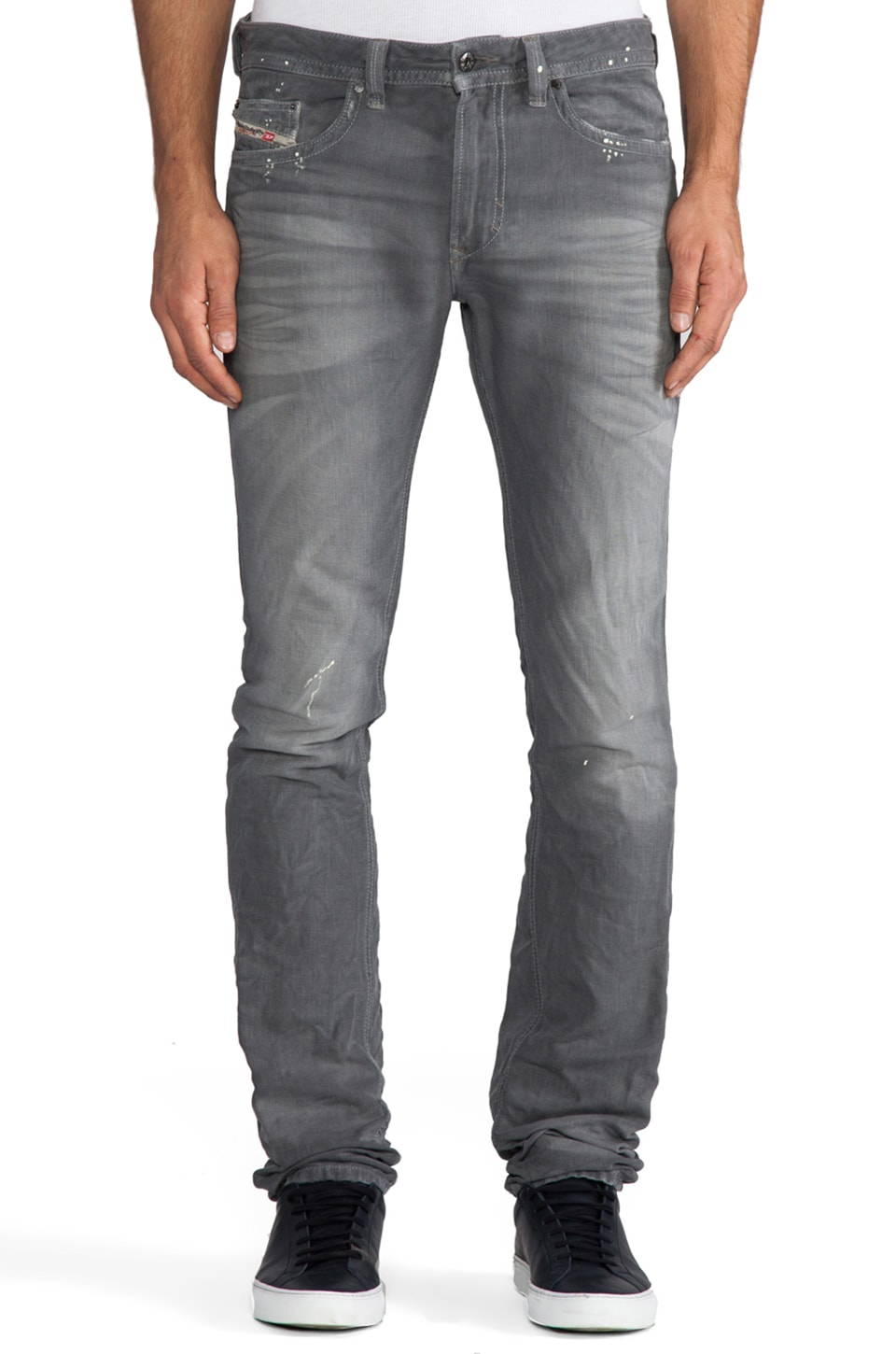 Diesel Thavar in Grey