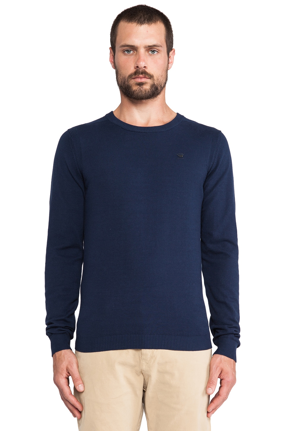Diesel Manik Sweater in Midnight