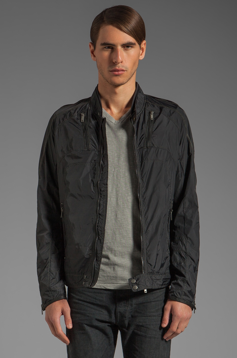 Diesel Jurlo Jacket in Black