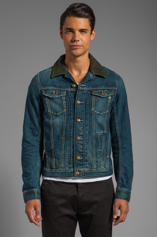 Diesel Elshar Jacket en Jeans