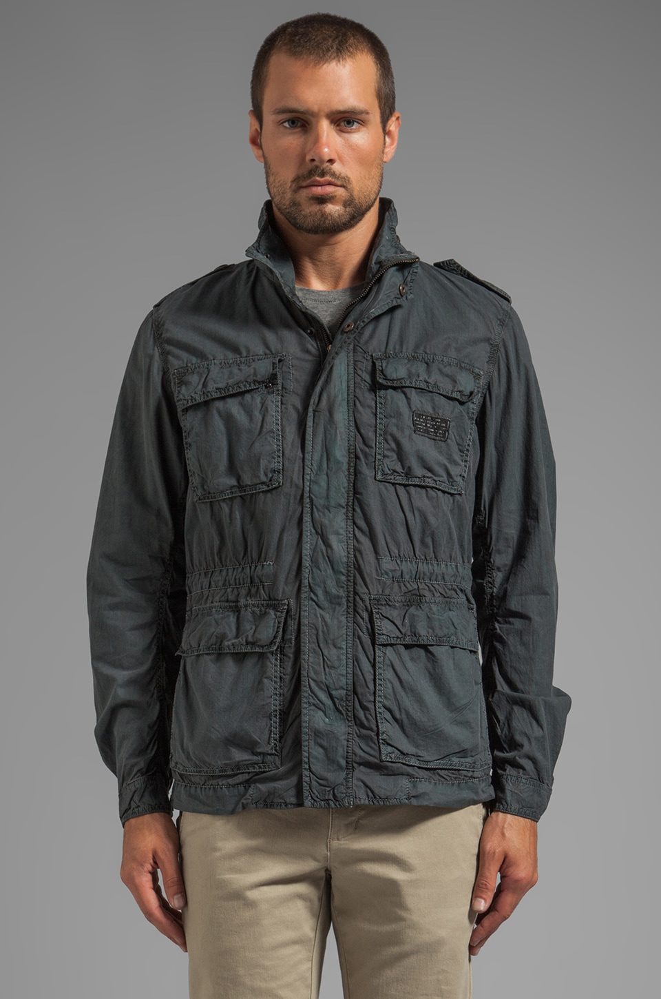 Diesel Jostral Jacket in Black