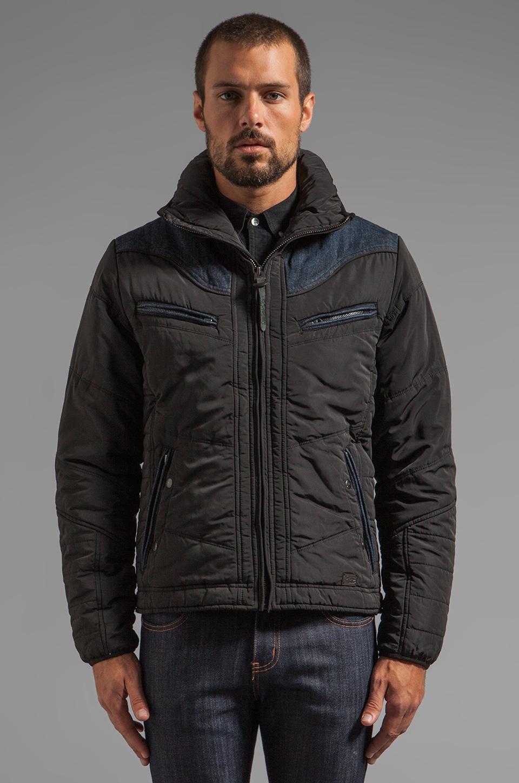 Diesel Wenno Jacket in Black