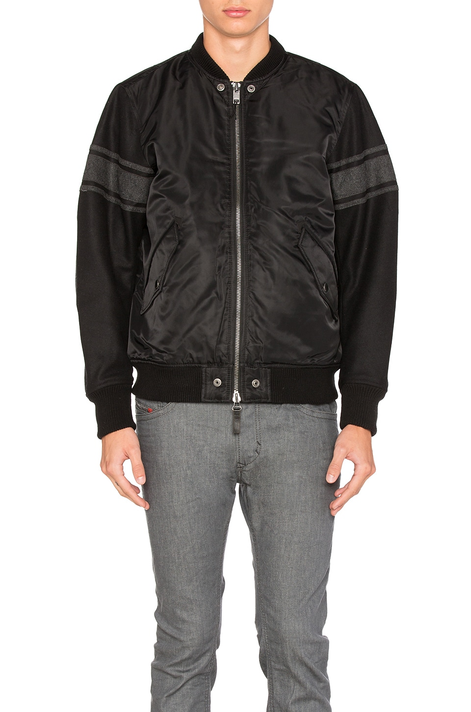 Kitt Type Jacket by Diesel