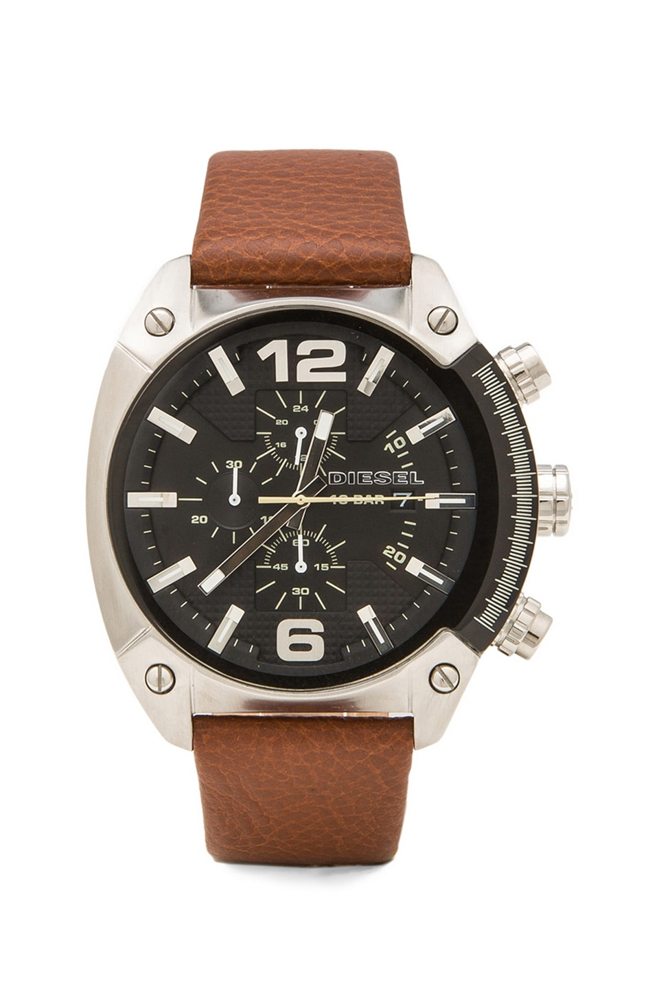 Diesel DZ4296 in Brown/Black