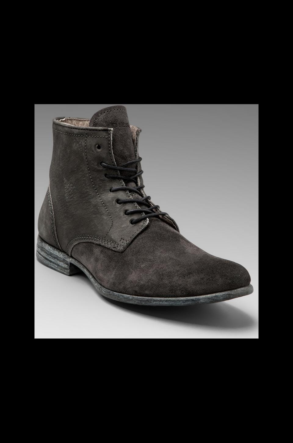 Diesel Boa Vista Chrom Boot in Anthracite