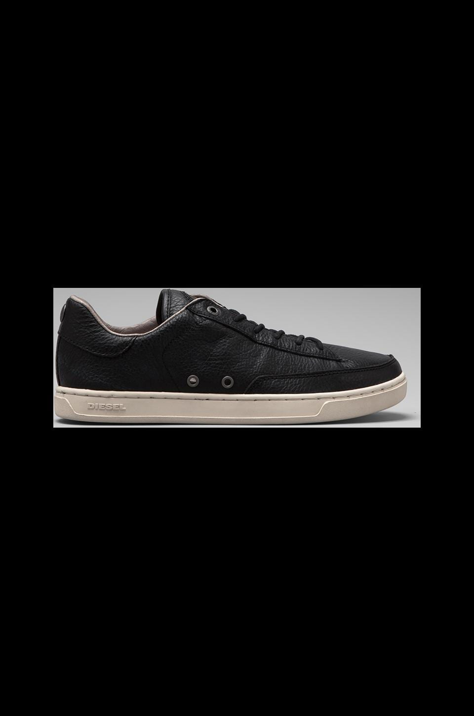 Diesel The Great Beyond Lo-Culture Sneaker in Black