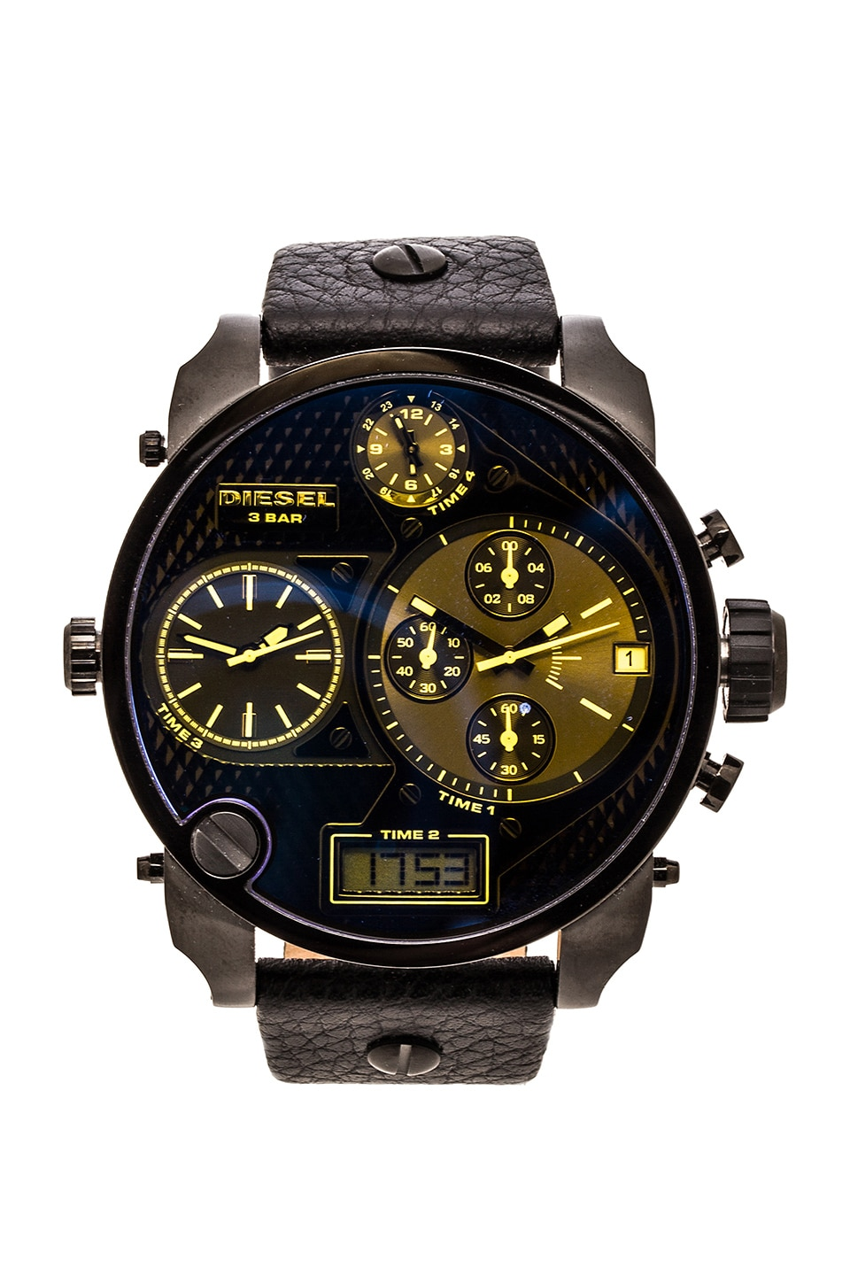Diesel DZ7127 SBA Watch in Black