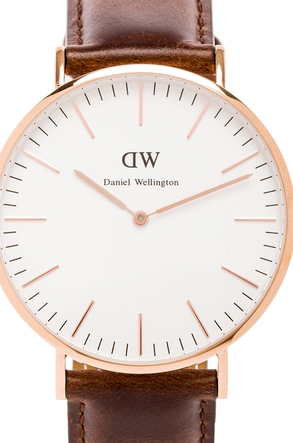 Daniel Wellington Bristol 40mm in Rose Gold