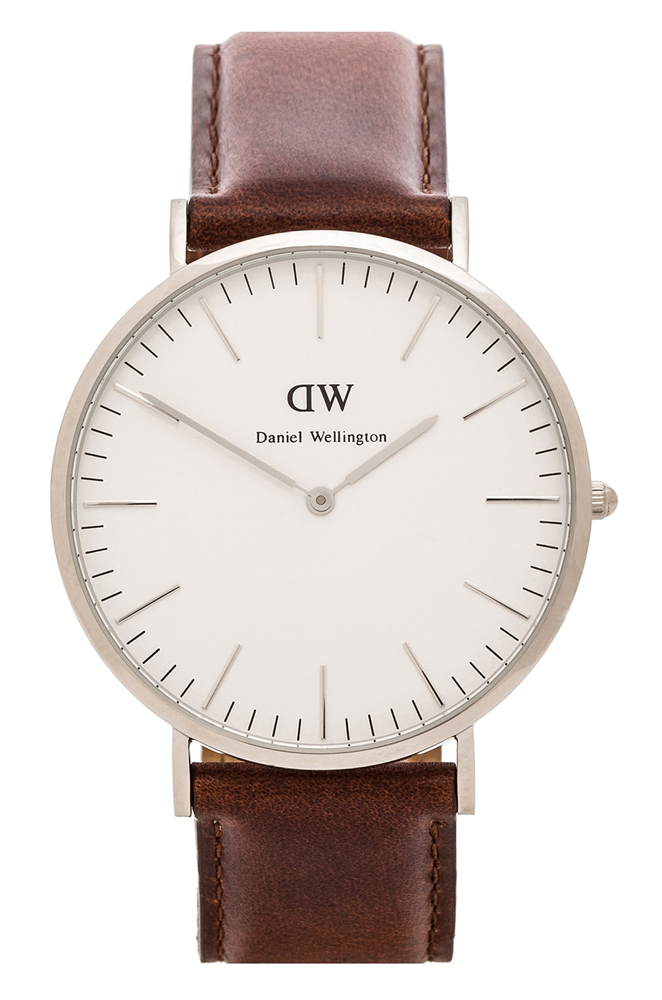 Daniel Wellington St Mawes 40mm in Silver