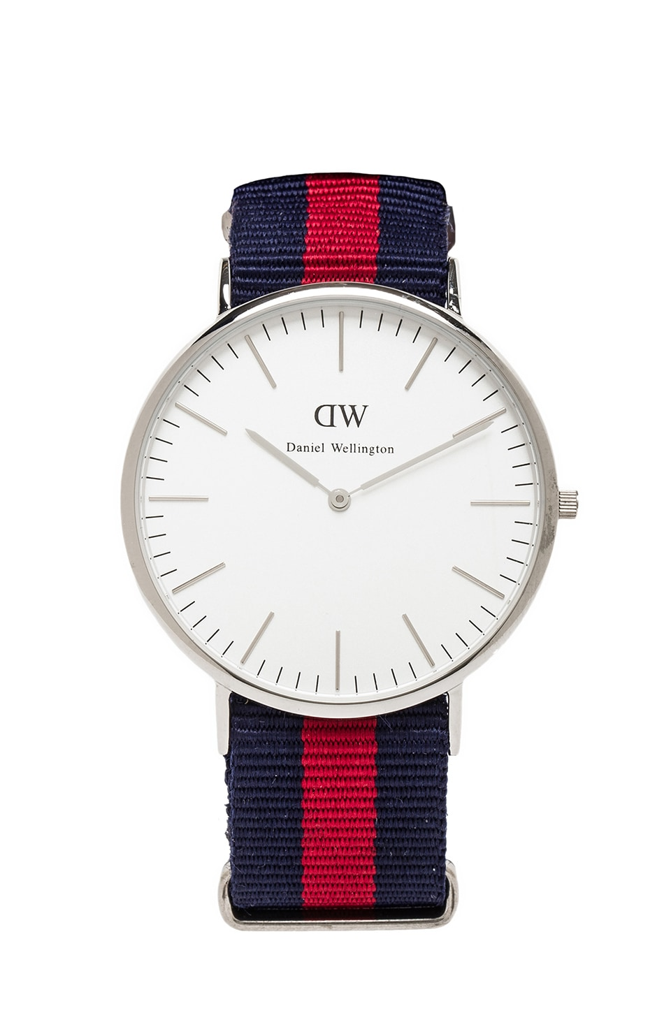 Daniel Wellington Oxford 40mm en Argent