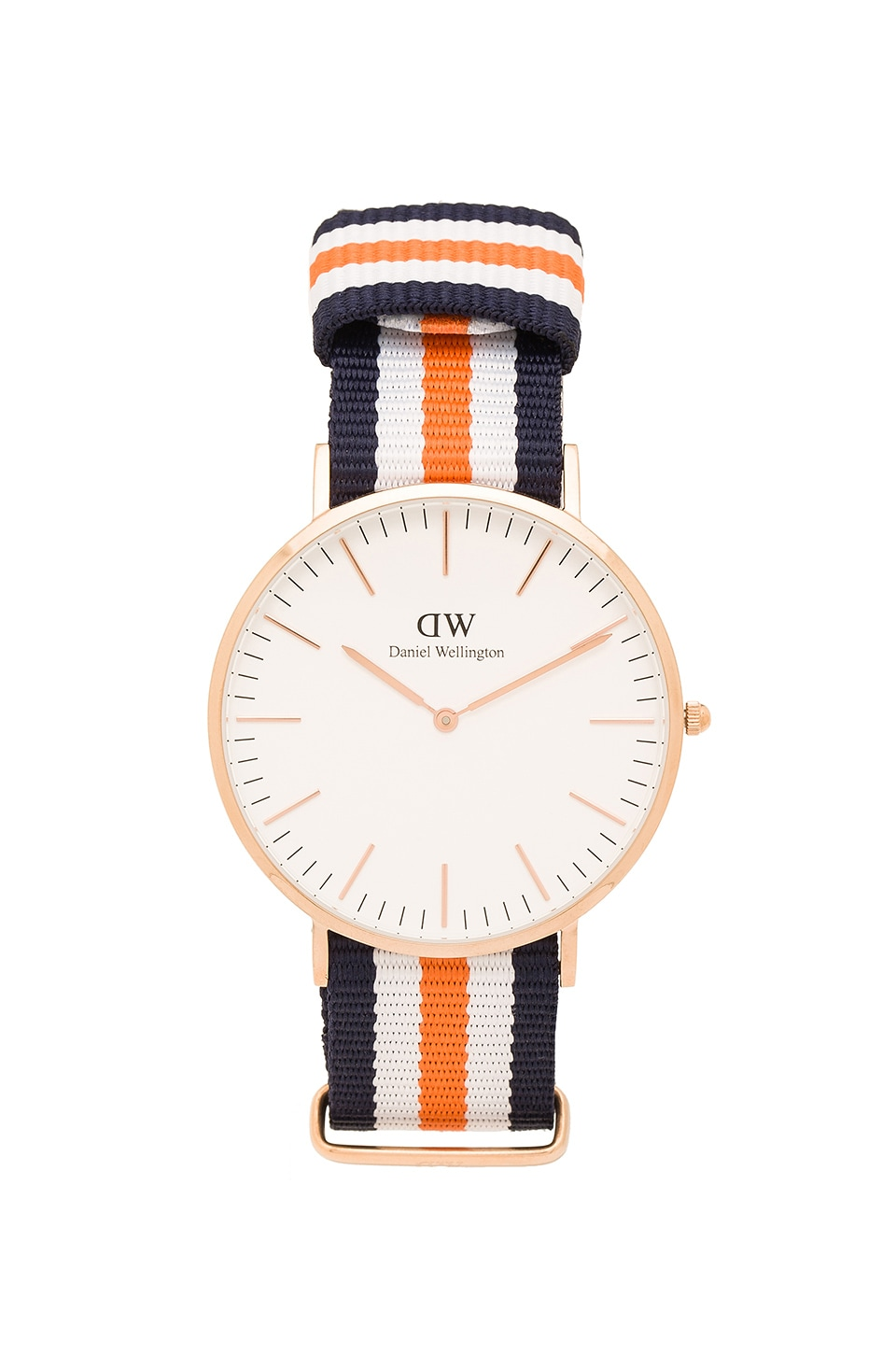 Daniel Wellington Classic Southport 40MM in Rose Gold