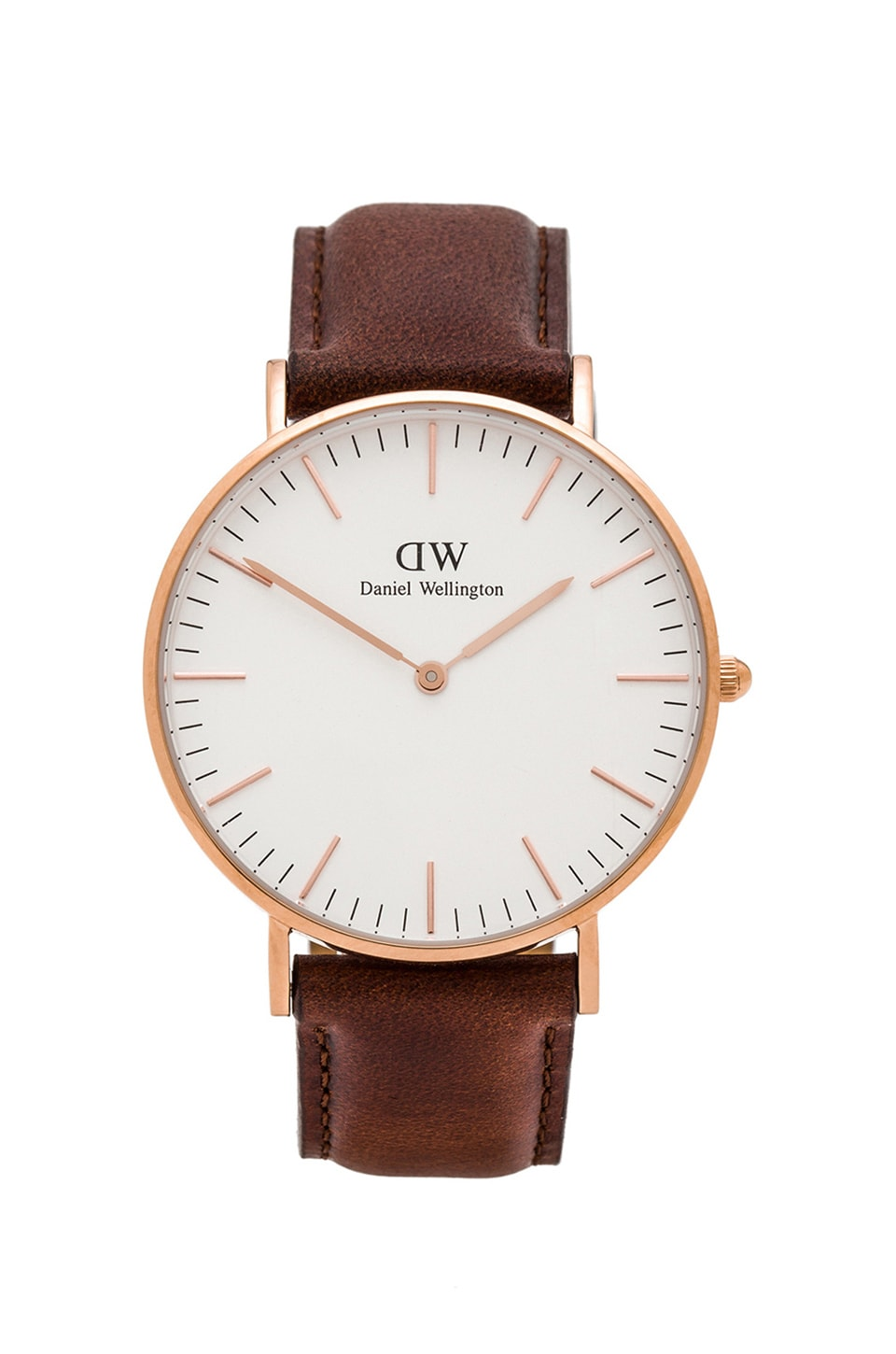 Daniel Wellington Classic St. Mawes 36mm in Rose Gold