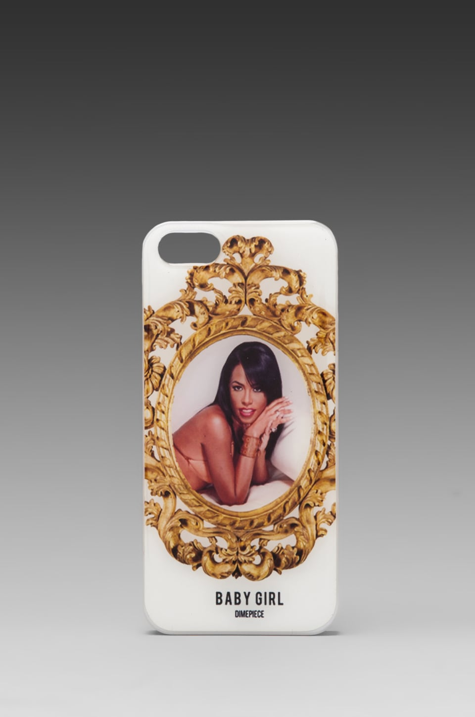 Dimepiece Baby Girl Iphone 5 Case in White