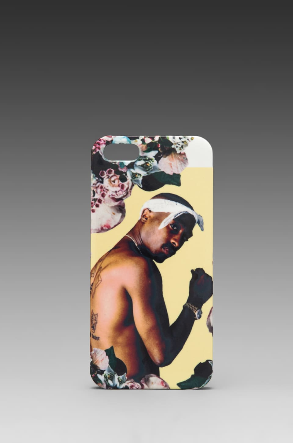 Dimepiece Gangster Chic Iphone 5 Case in White