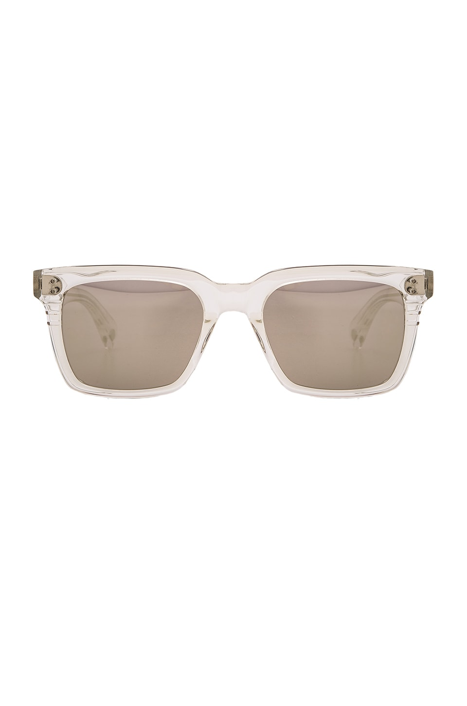 11329c94d5a Dita Sequoia Sunglasses in Crystal Clear