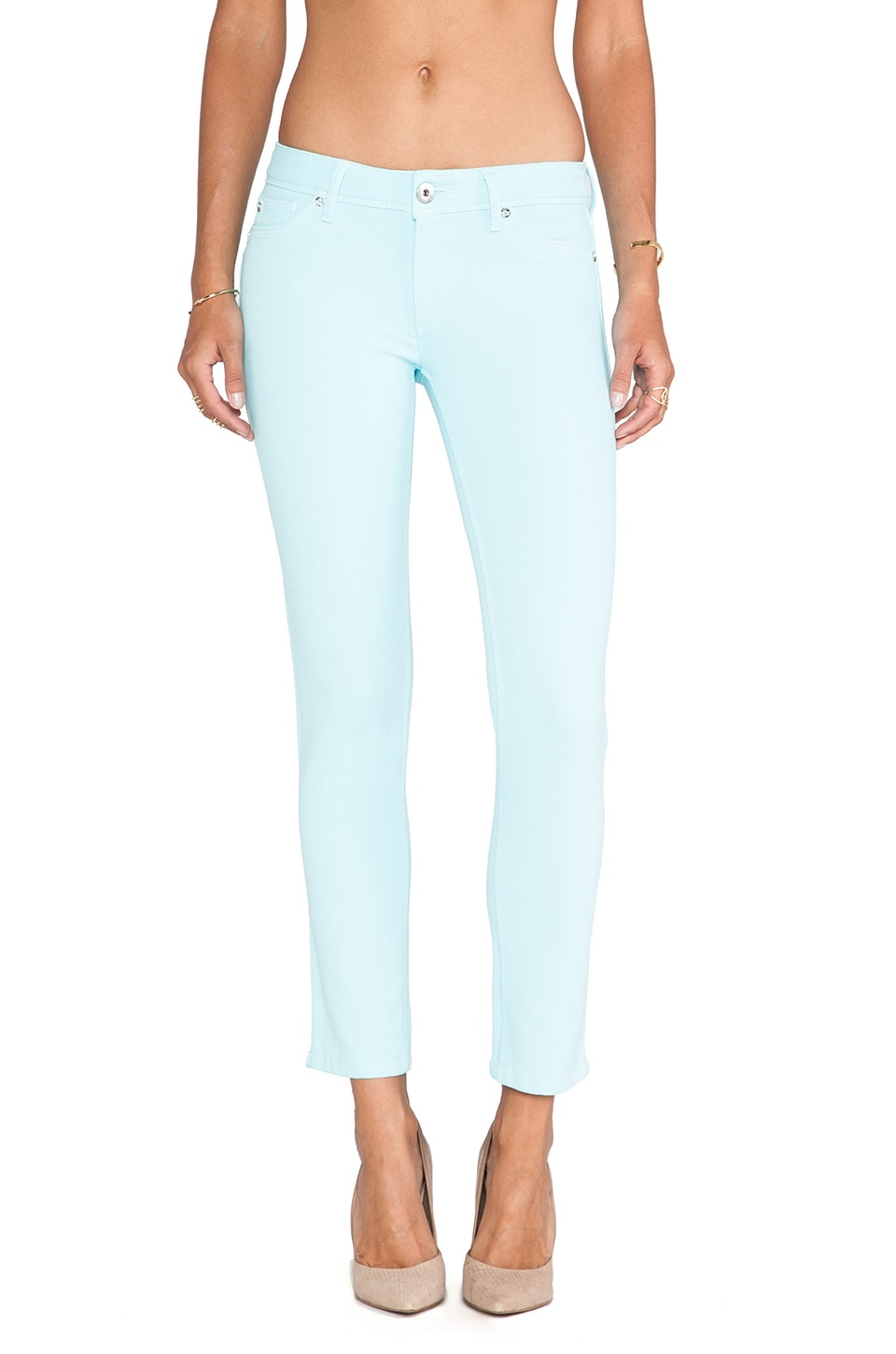 DL1961 Angel Ankle Skinny in St. Tropez