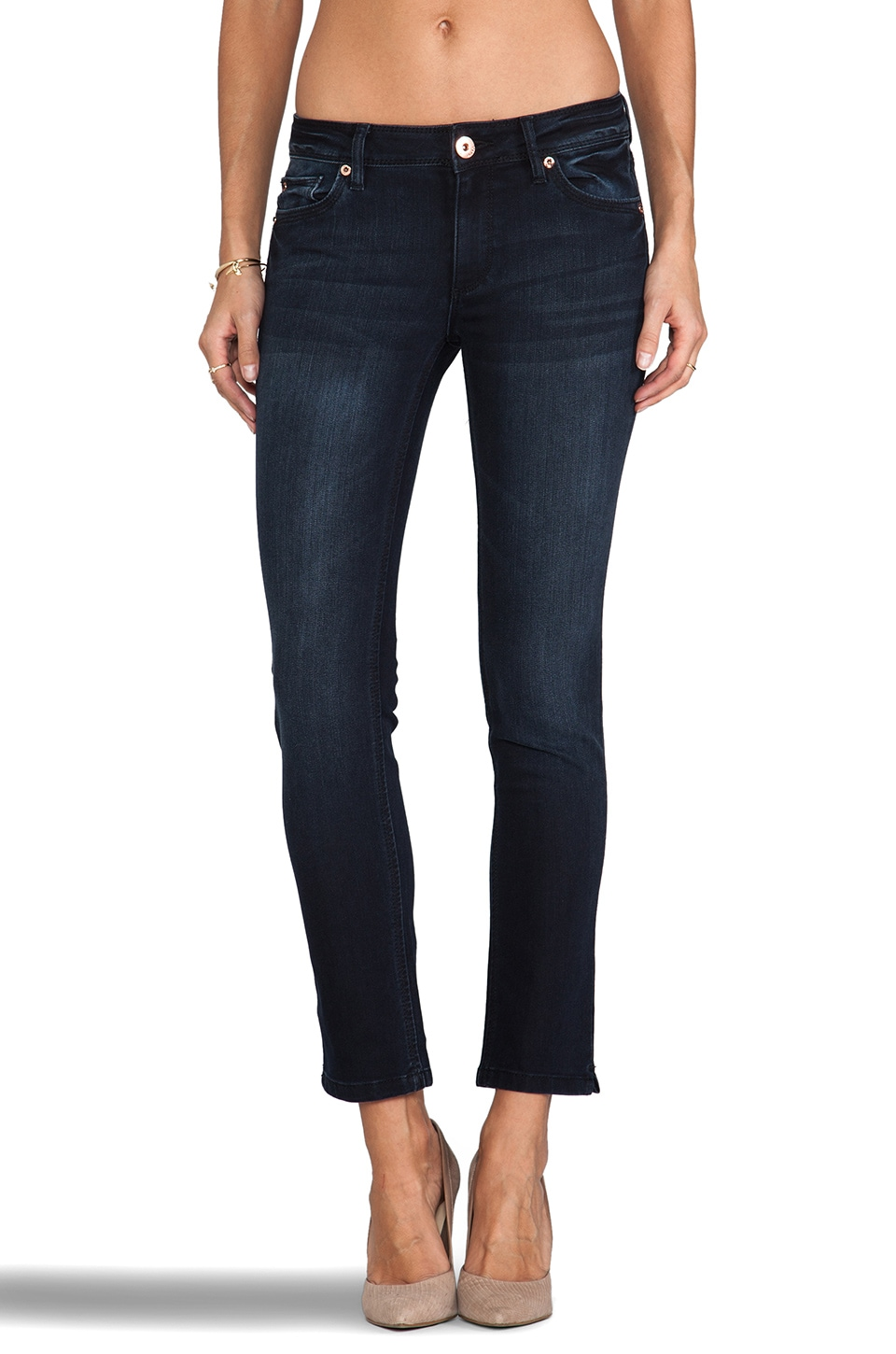 DL1961 Angel Ankle Skinny in Vienna