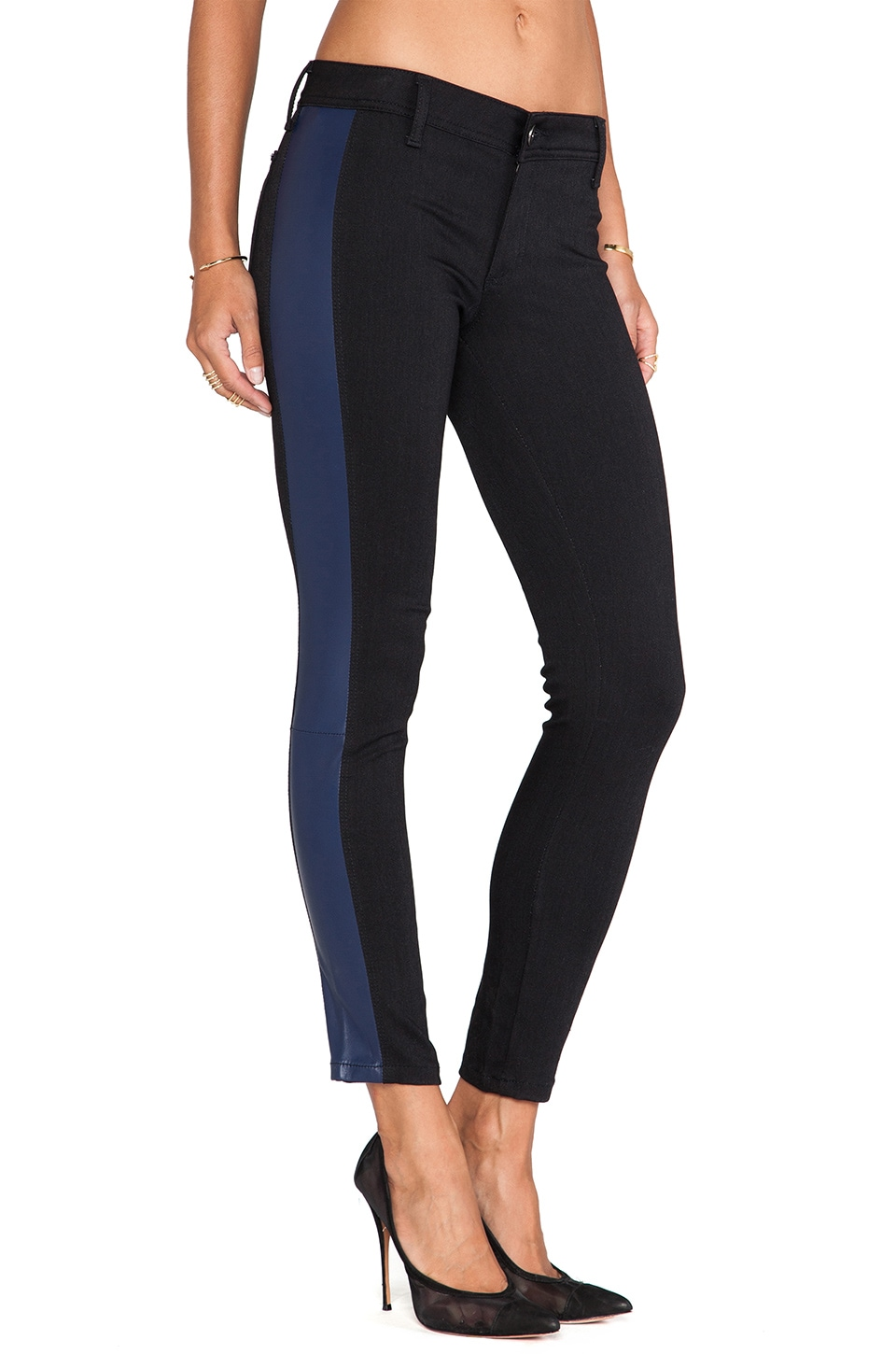 DL1961 Emma Legging in Luna