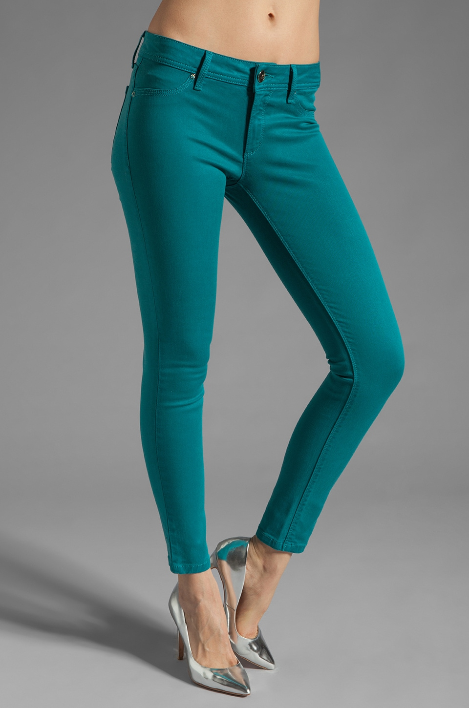 DL1961 Emma Legging in Aruba