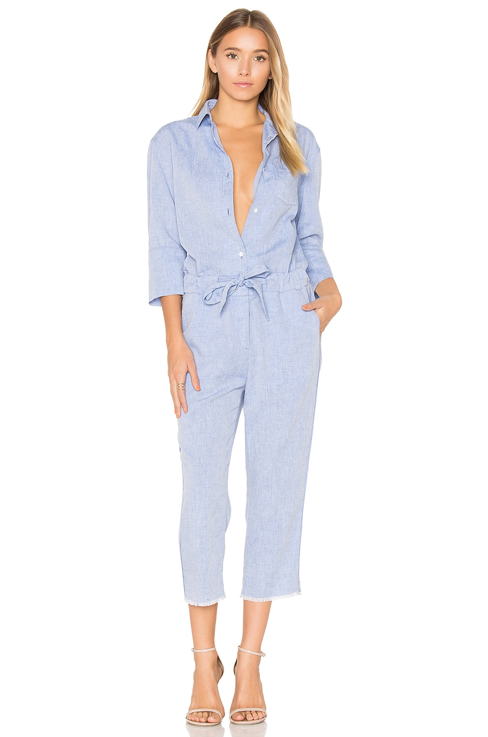 Watermill Jumpsuit by DL1961