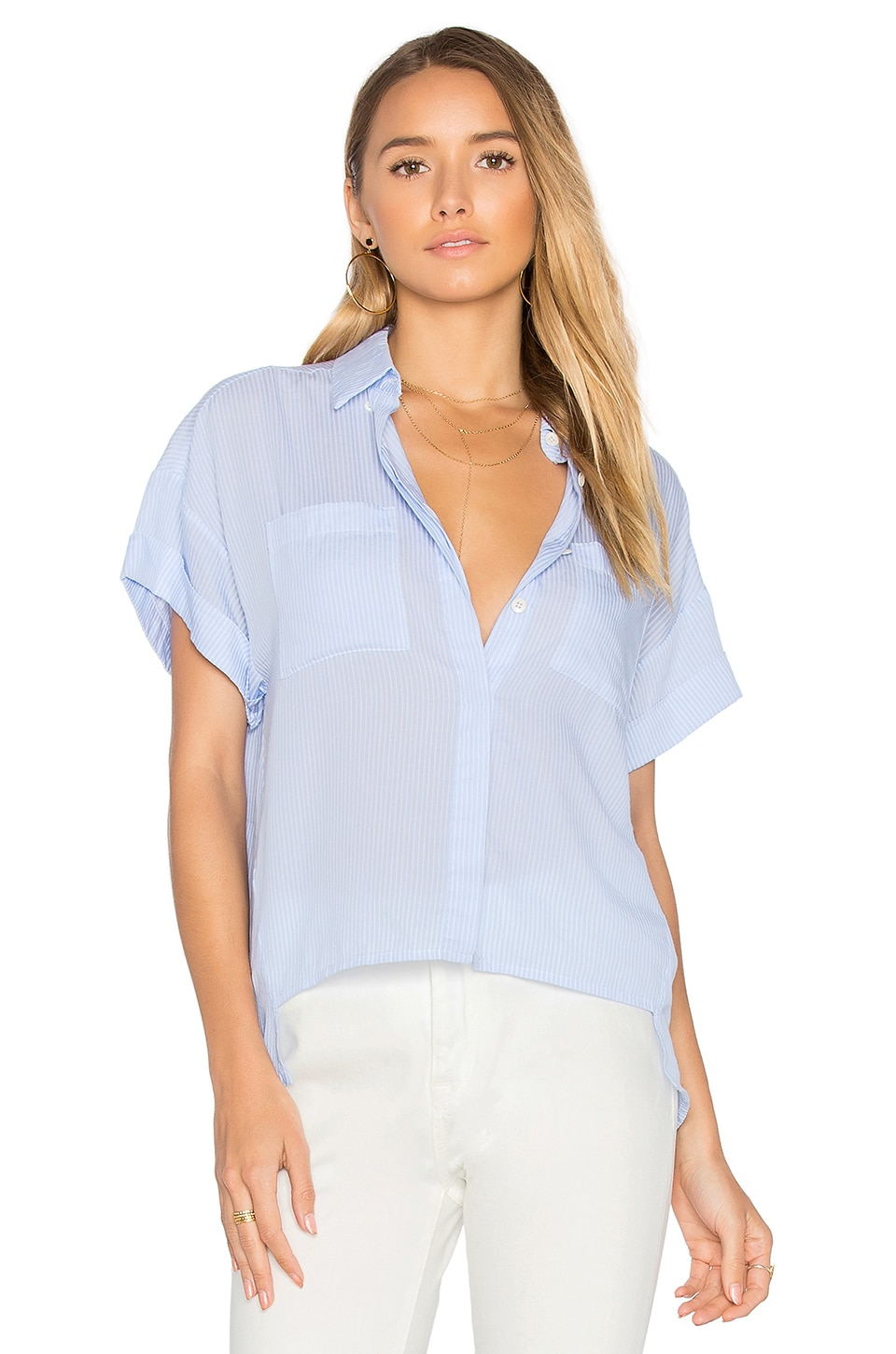 Bellport Loose Button Up by Dl1961