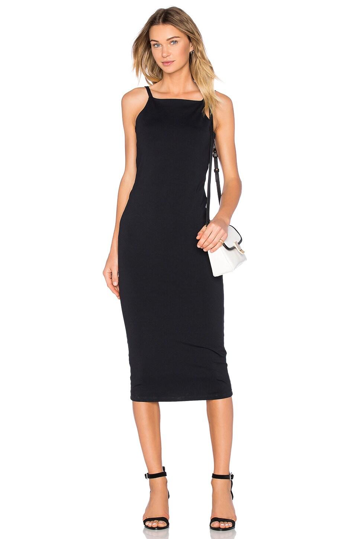 Low Back Midi Dress by David Lerner