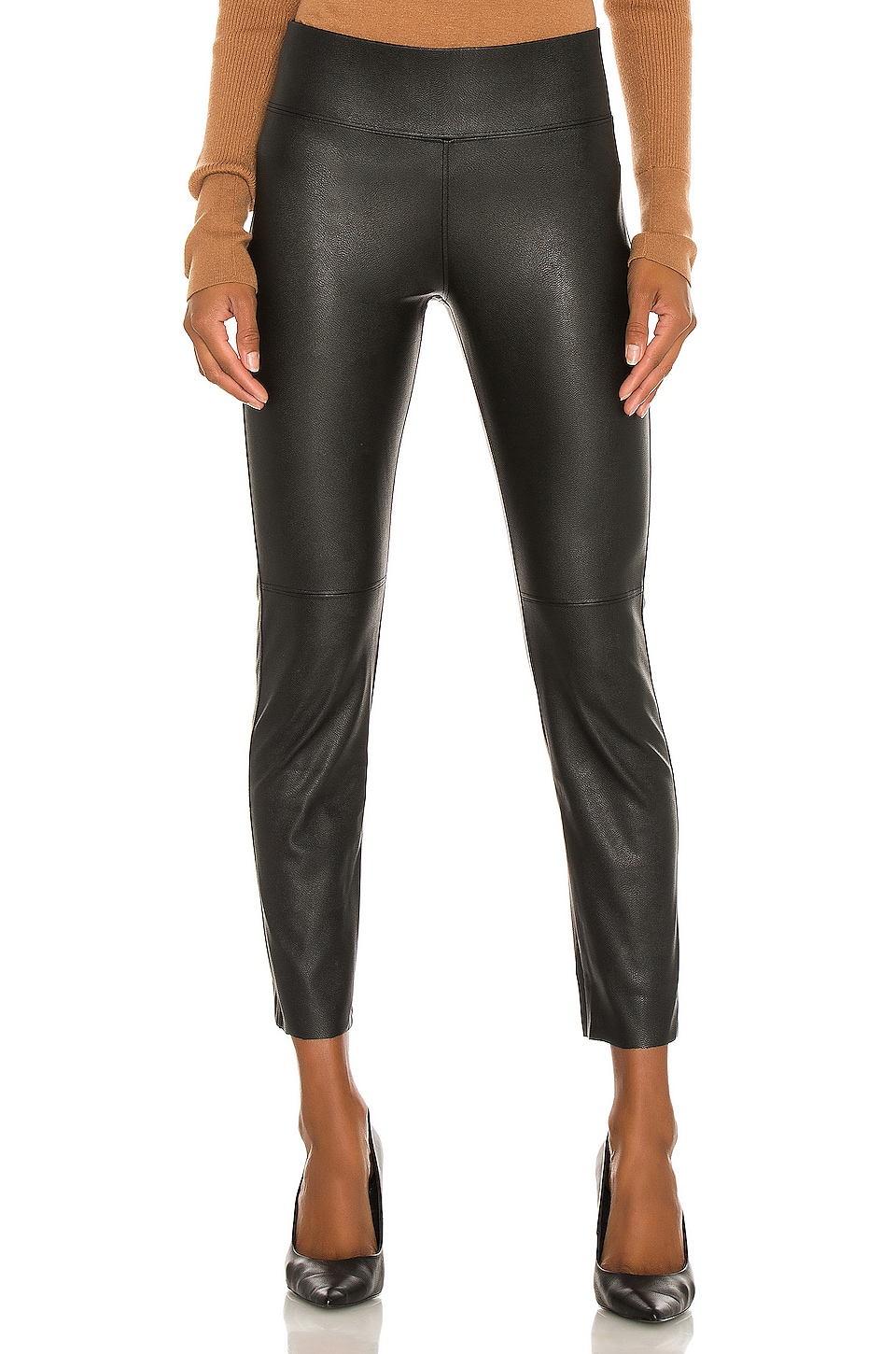 David Lerner Pull On Legging en Classic Black