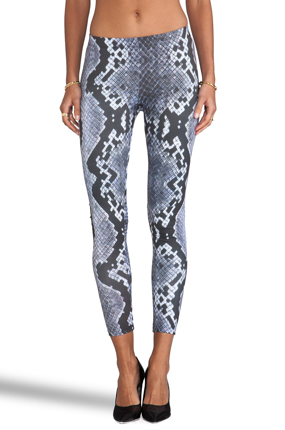 David Lerner Basic Legging in Python Print