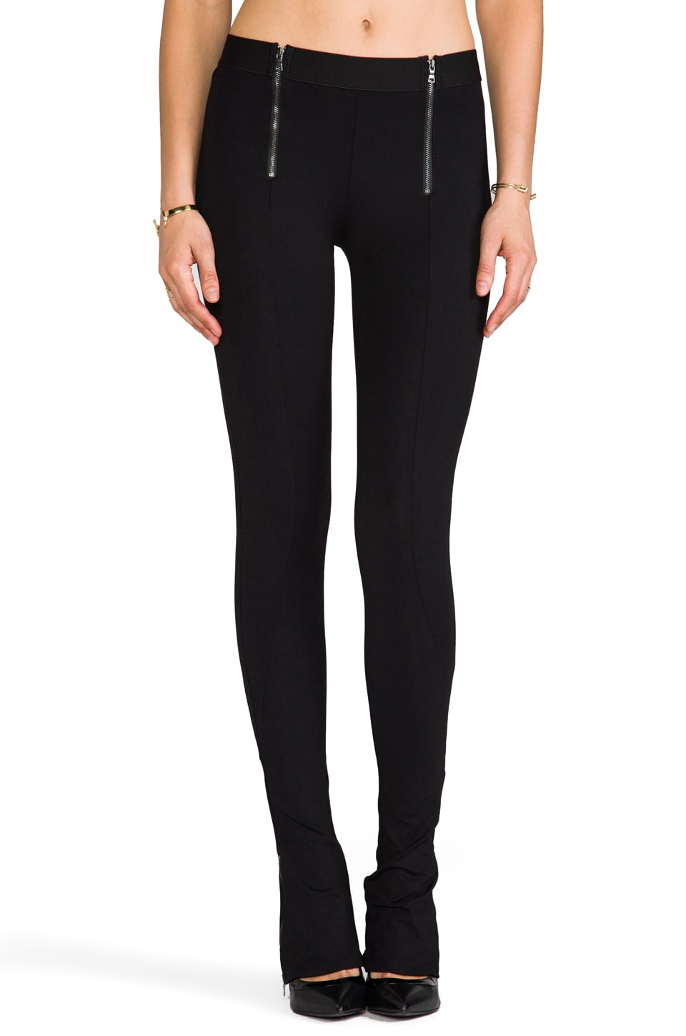 David Lerner The Carlyle Legging in Black
