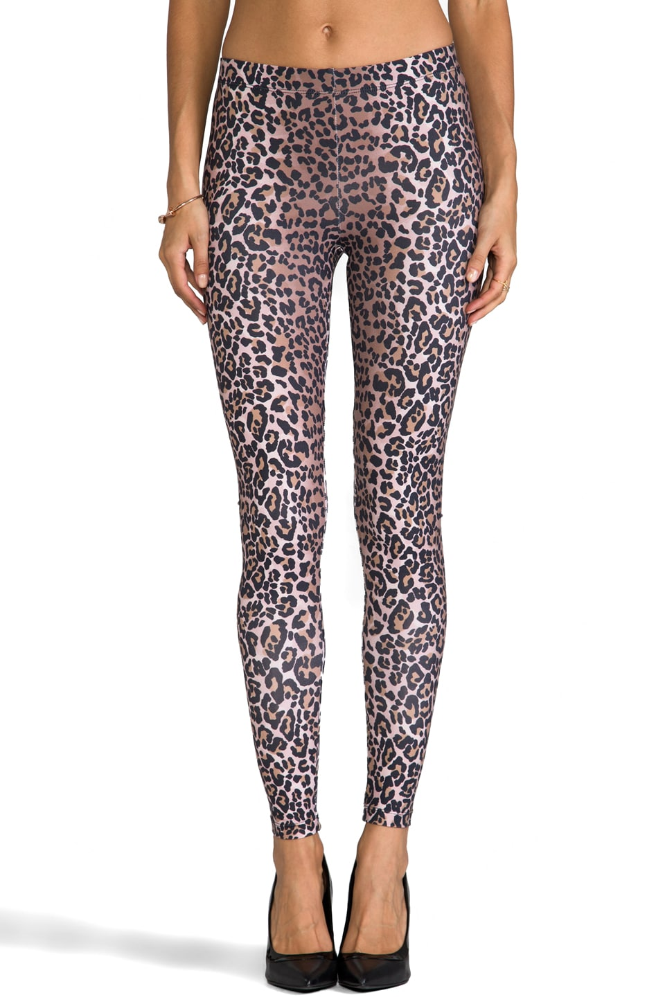 David Lerner x REVOLVE Legging in Leopard
