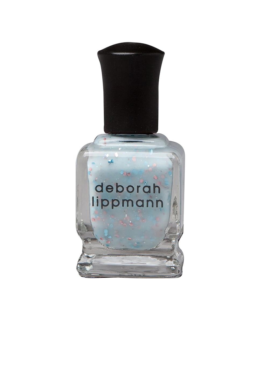 Deborah Lippmann Lacquer in Glitter in the Air