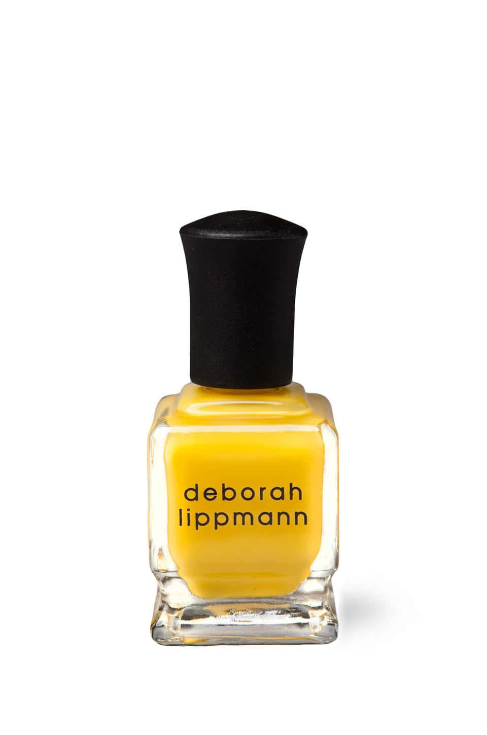 Deborah Lippmann Nail Lacquer in Yellow Brick Road