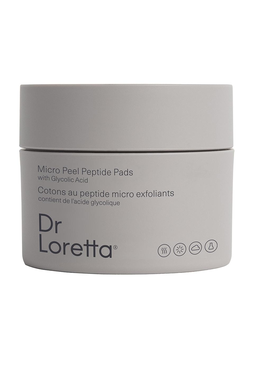 Dr. Loretta Micro Peel Peptide Pads