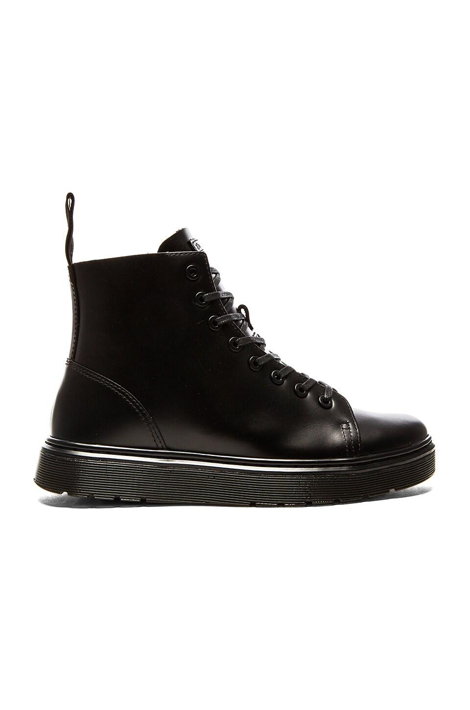 Dr. Martens Talib 8 Eye Boot in Black