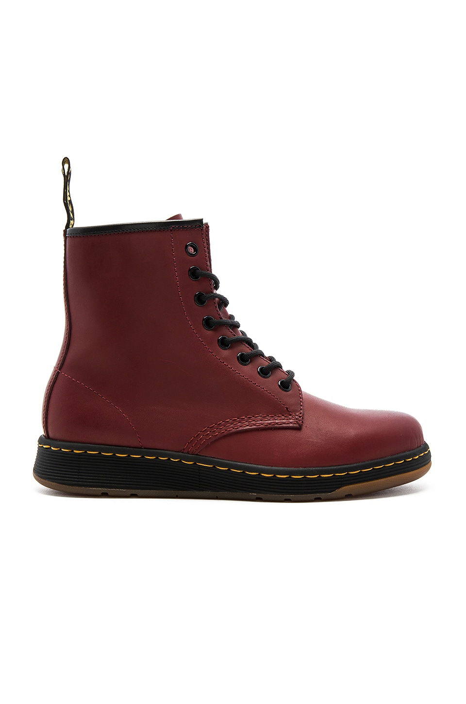 Newton 8 Eye Boot by Dr. Martens