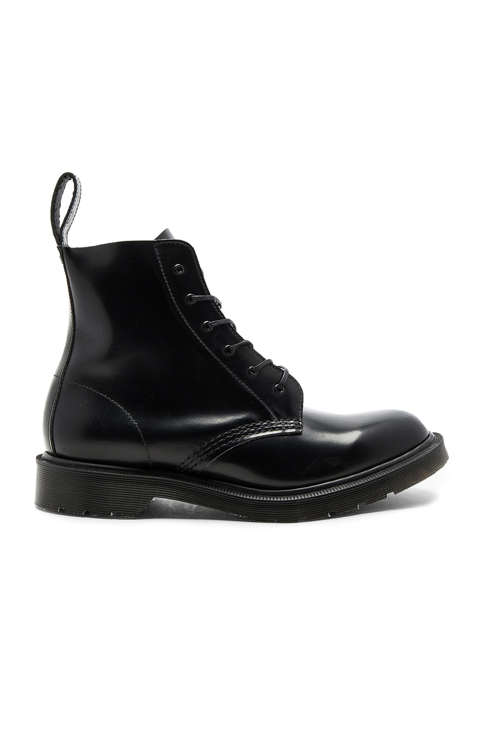 Photo of Made in England Arthur 6 Eye Boot by Dr. Martens men clothes