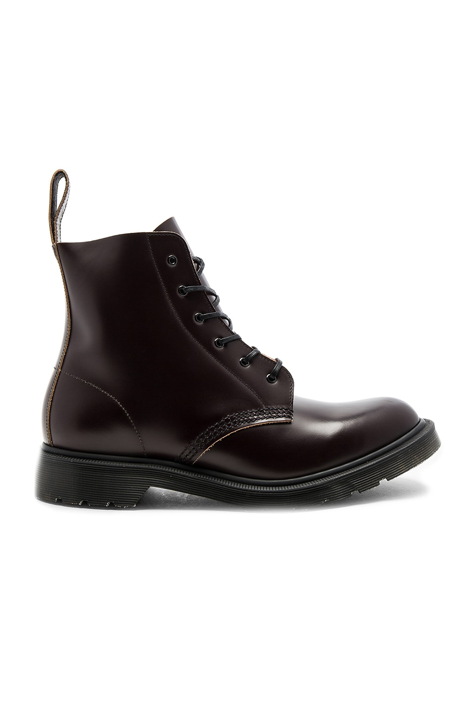 Made in England Arthur 6 Eye Boot by Dr. Martens