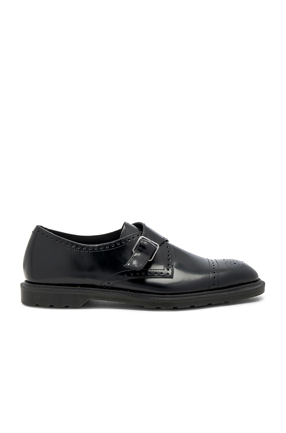 Cobden Monk Strap by Dr. Martens