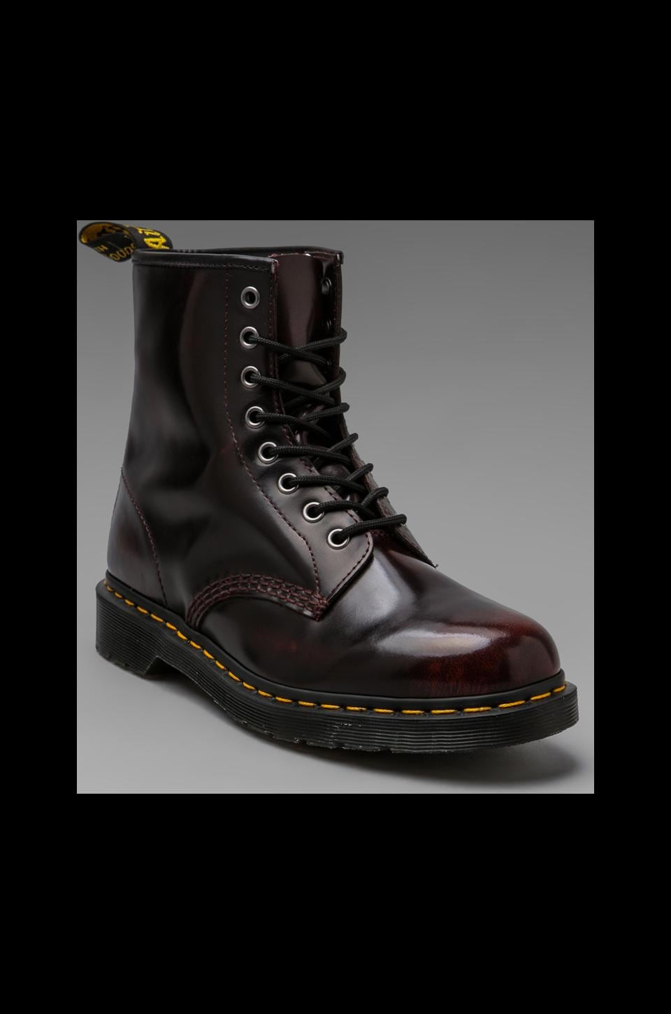 Dr. Martens 1460 8-Eye Boot in Cherry Red