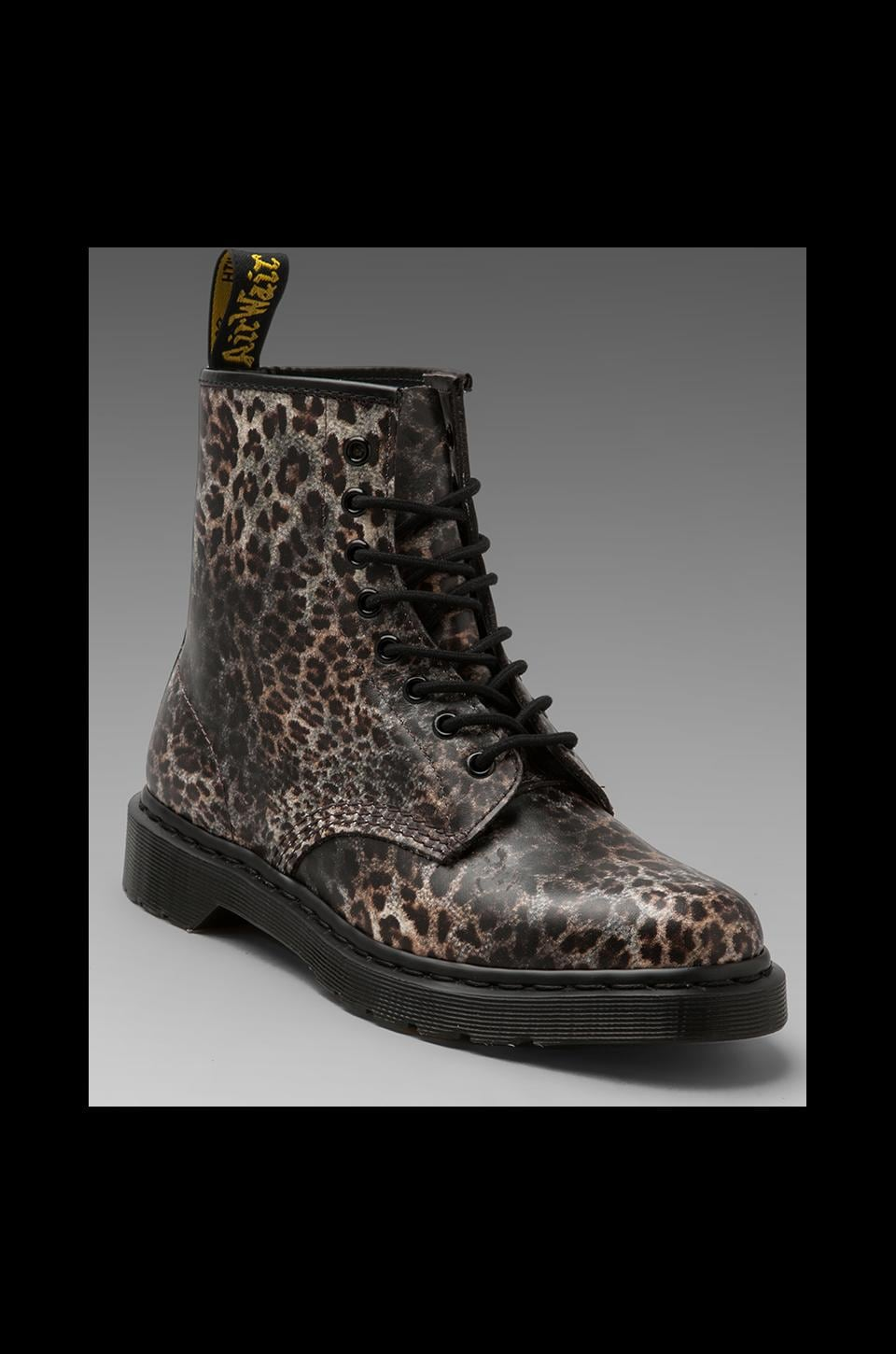 Dr. Martens 1460 8-Eye Boot in Leopard Print