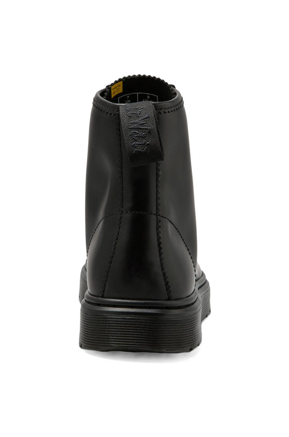 Dr. Martens Mayer Lace to Toe Boot in Black