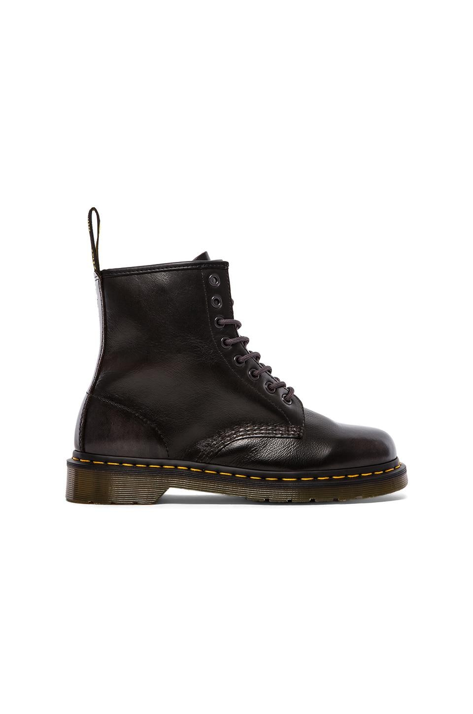 Dr. Martens 1460 8-Eye Boot in Charcoal