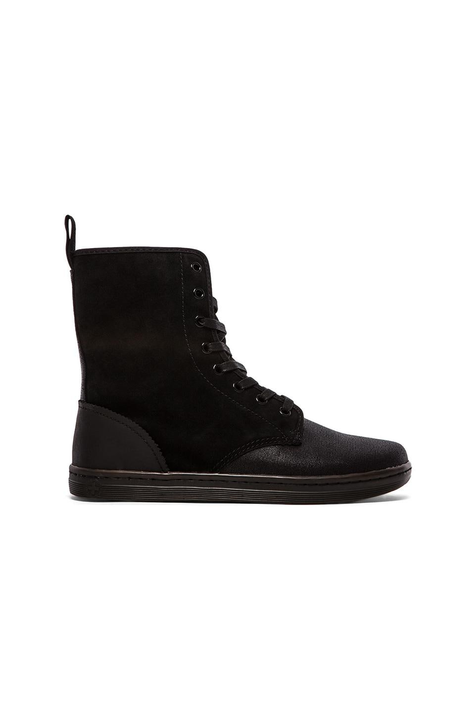 Dr. Martens Kingsley Fold Down in Black