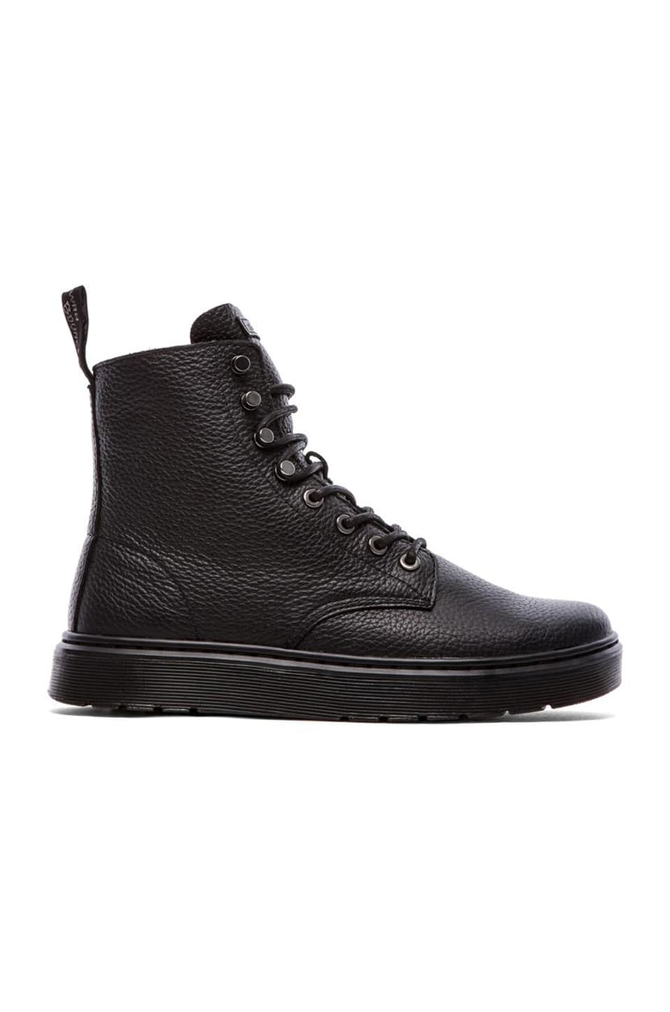Dr. Martens Curtis 8-Tie Boot in Black