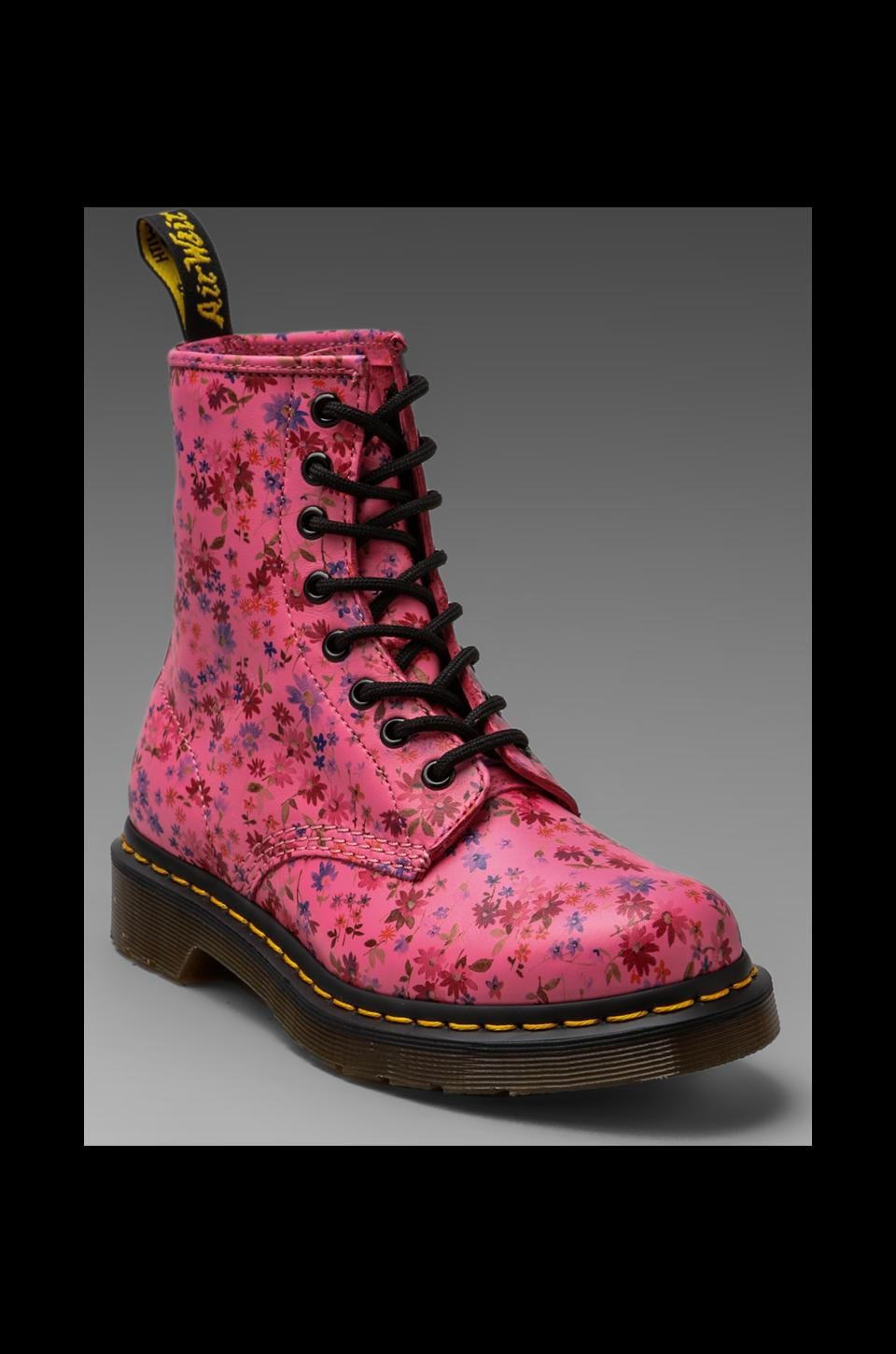 Dr. Martens 8-Eye Boot in Acid Pink