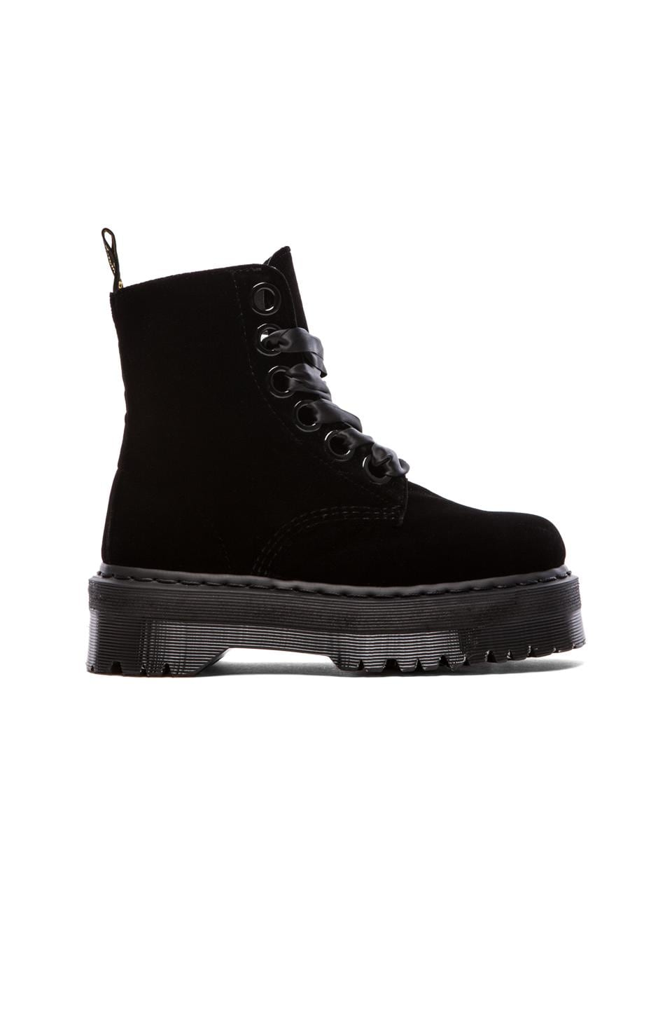 Dr. Martens Molly 6-Eye Boot (Women's) NMKruu3