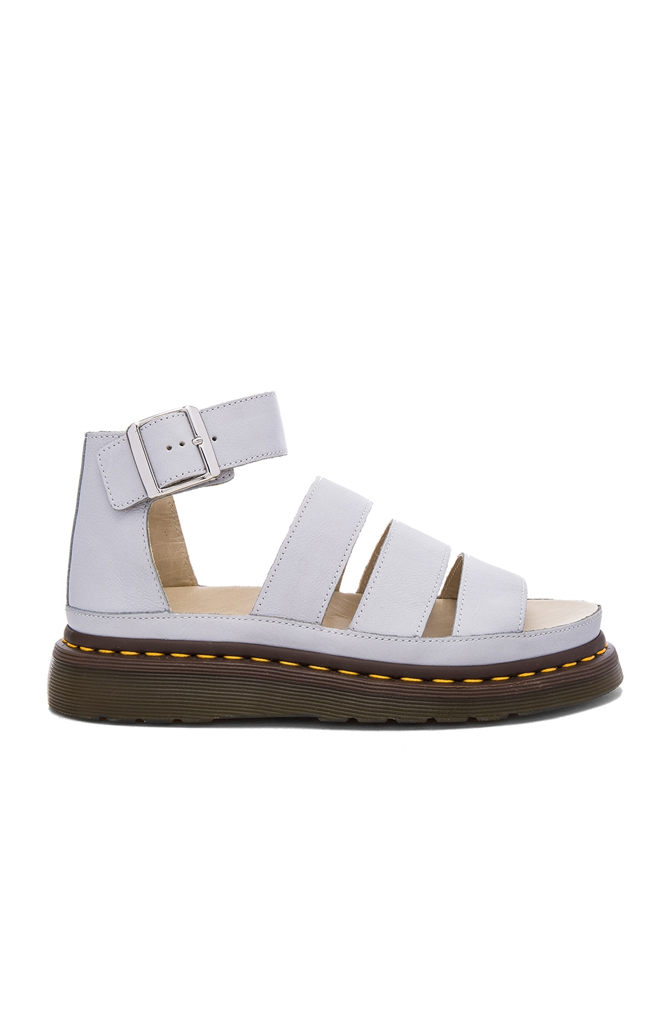 Dr. Martens Clarissa Chunky Strap Sandal in Blue Moon