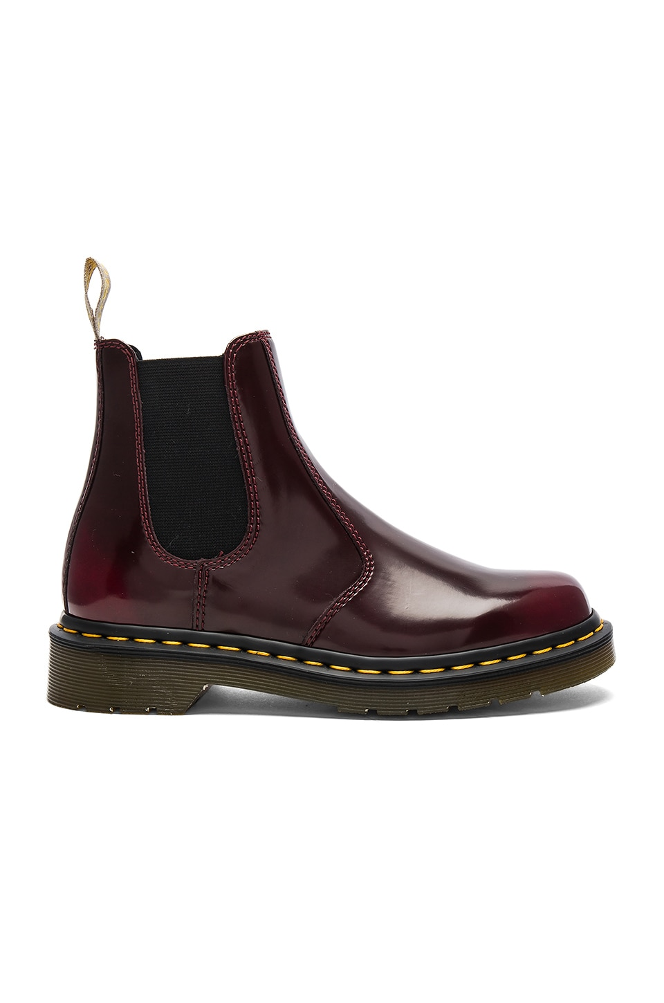 Dr. Martens Chelsea Boot in Cherry Red