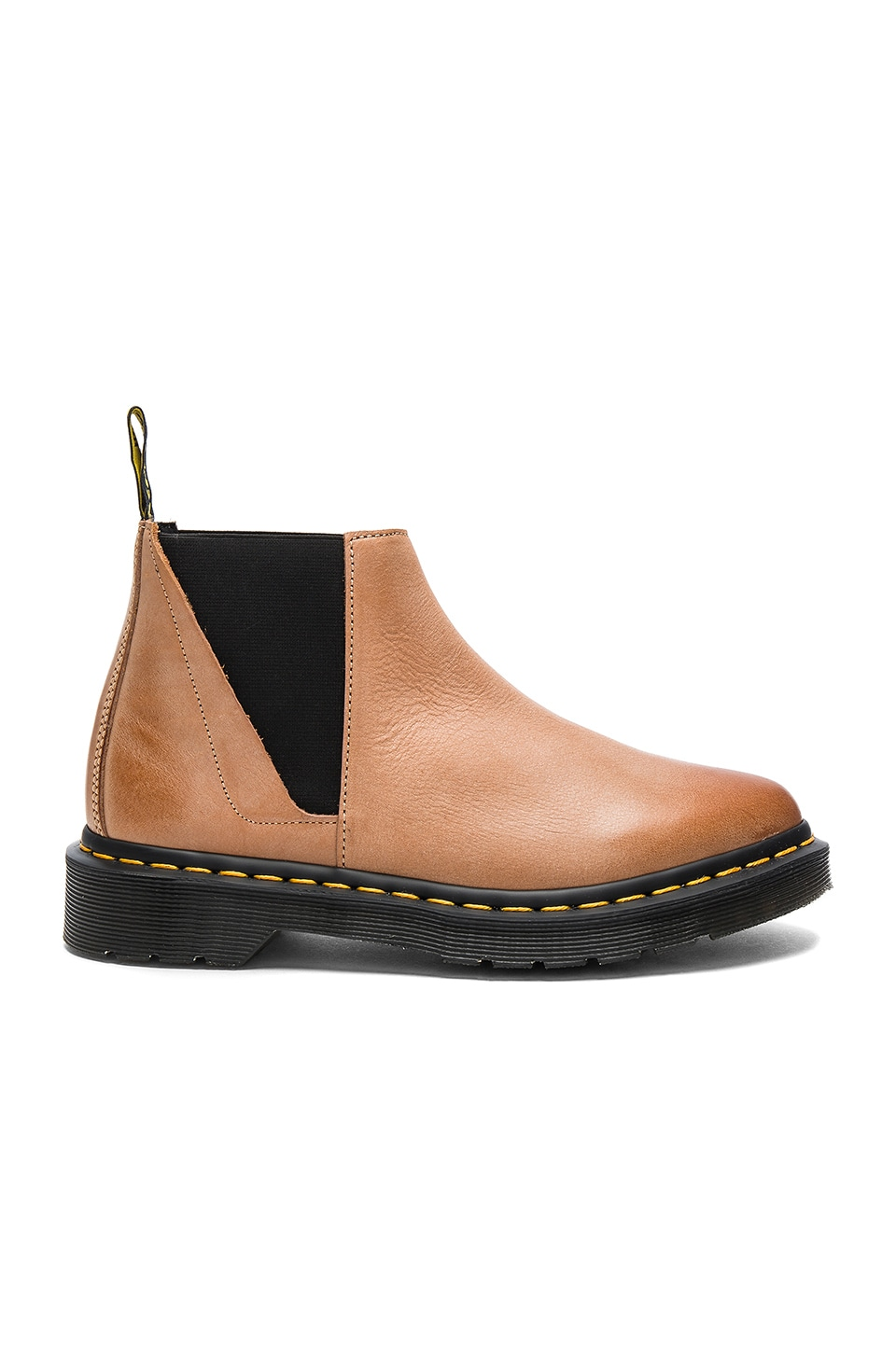 Dr. Martens Bianca Low Shaft Chelsea Boot in Brown